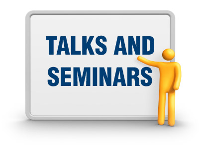 Talks & Seminars